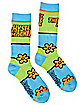 Mystery Machine Crew Socks - Scooby-Doo