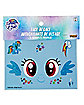 Rainbow Dash Face Decals - My Little Pony