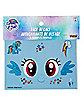 Rainbow Dash Face Decals - My Little Pony