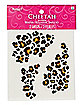 Cheetah Temporary Tattoos