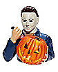 Light-Up LED Michael Myers Statue - Decorations