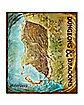 Dungeons & Dragons Fleece Blanket