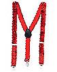 Sequin Suspenders
