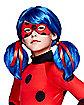 Kids Ladybug Wig - Miraculous: Tales of Ladybug & Cat Noir