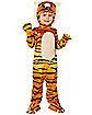 Toddler Faux Fur Tiger Costume