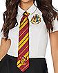 Adult Black and White Harry Potter Dress