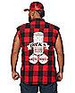 Adult Dick's Morning Wood Service Plus Size Vest