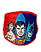 DC Heroes Face Mask