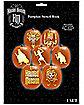 The Haunted Mansion Pumpkin Stencil Book