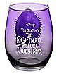 Sally Stemless Glass 20 oz. - The Nightmare Before Christmas