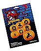 Spider-Man Pumpkin Stencil Book