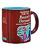Recently Deceased Coffee Mug 20 oz. - Beetlejuice