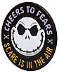 Cheers to Fears Magnet - The Nightmare Before Christmas