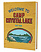 Camp Crystal Lake Journal - Friday the 13th