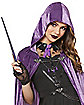 Kids Coven Academy Hooded Cloak - Deluxe