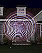 Winding Spiral Light Show Projector