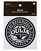 Round Ouija Board Decal - Hasbro
