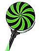 Kids Green and Black Scary Clown Hammer