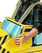 Toddler Ride-Along Bulldozer Costume