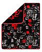 Pennywise Reversible Fleece Blanket - It