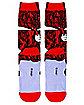 360 Lock Crew Socks - The Nightmare Before Christmas