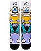Mermaid Man Crew Socks - SpongeBob SquarePants
