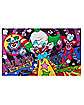 Killer Klowns From Outer Space Doormat