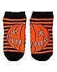 Sam Trick 'r Treat Ankle Socks - 5 Pair