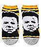 Michael Myers Ankle Socks 5 Pair - Halloween