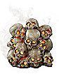 Fogging Skull Pile - Decorations