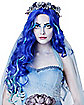 Blue Emily Wig - Corpse Bride