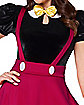 Adult Female Mickey Mouse Costume - Mickey and Friends