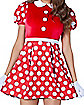 Adult Minnie Mouse Costume - Mickey and Friends