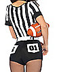 Adult No Rules Referee Costume