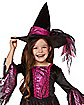 Toddler Shimmer Witch Costume