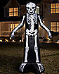 8 Ft. Skeleton Inflatable - Decorations
