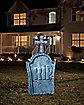 4 Ft Light-Up Tombstone Inflatable - Decorations