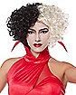 Adult Red Cruella Dress - Cruella
