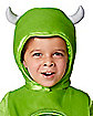 Toddler Mike Wazowski Costume - Monsters, Inc.