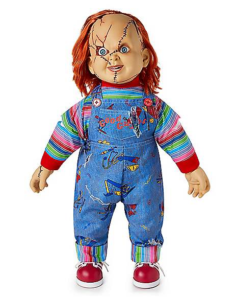 how to get a chucky doll