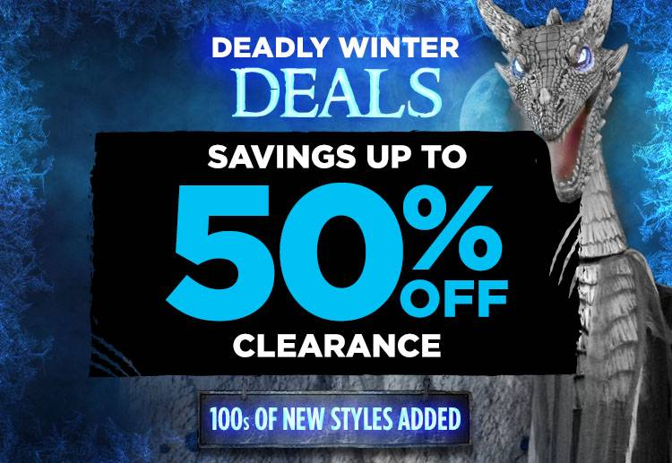 Shop Deadly Winter Deals