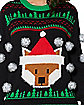 3D Pom Pom Ugly Christmas Sweater