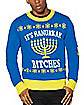Light Up Hanukkah Sweater