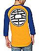 Dragon Ball Z Raglan T Shirt