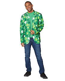 St. Patrick's Day Suit Jacket