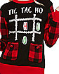 Tic Tac Ho Ugly Christmas Sweater