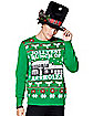 Light Up Assholes Ugly Christmas Sweater - National Lampoon's Christmas Vacation