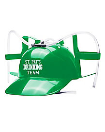 St. Patrick's Day Drinking Helmet
