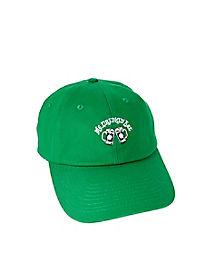Me Drinkin' Hat St. Patrick's Day Dad Hat