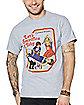 Let's Sacrifice Toby T Shirt - Steven Rhodes